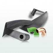 FDM gefertigte Musterteile der GBN Systems 3D Drucksysteme von German RepRap