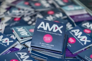 Pocket Guide AMX Additive Manufacturing Expo