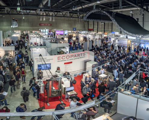 AMX Additive Manufacturing Expo Panorama