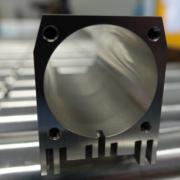 CNC bearbeitetes Musterteil