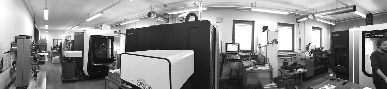 Erweiterung der GBN Werkstatt um eine dritte Mori Seiko DMU 50