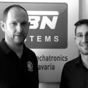 GBN Systems Prokuristen Stefan Förg und Simon Schlosser